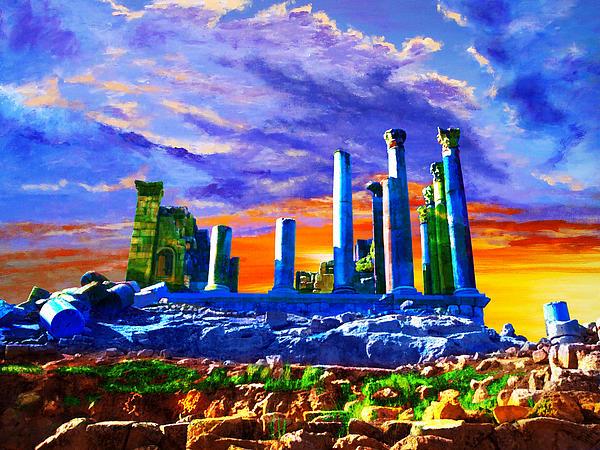 Jordan 04 Print by Catf
