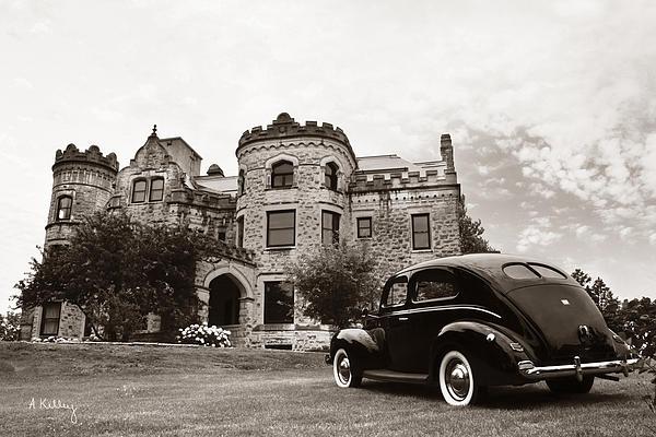 Joslyn Castle Car Show
