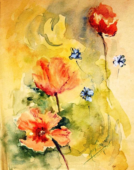 Just Play Print by Mary Spyridon Thompson