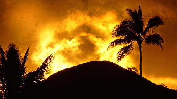Robert Abbett - Kailua Sunrise November 12th