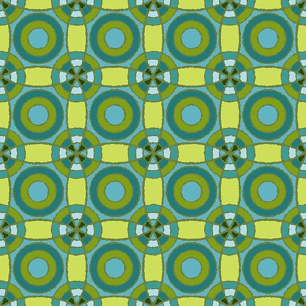 Kaleidoscope 3 Print by Lisa Noneman