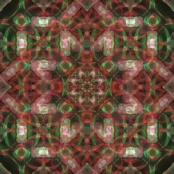 Gregory Scott - Kaleidoscopic Mandala