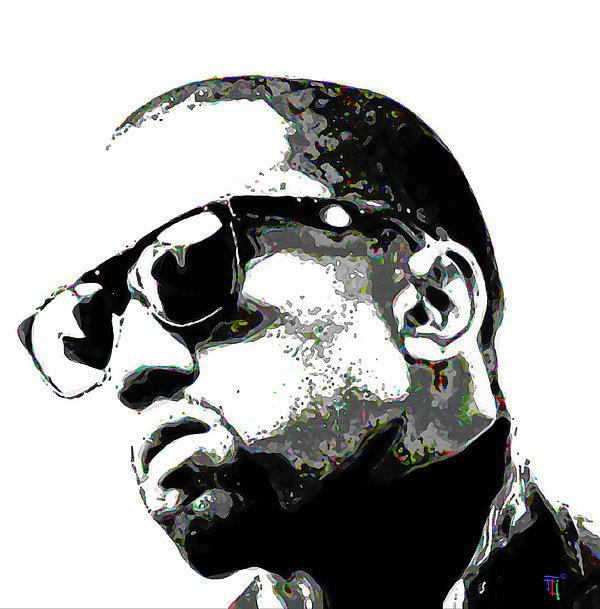 Fli Art - Kanye West