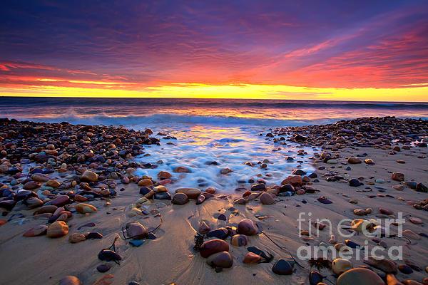 Karrara Sunset Print by Bill  Robinson