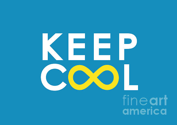 Keep Cool Forever Print by Budi Satria Kwan
