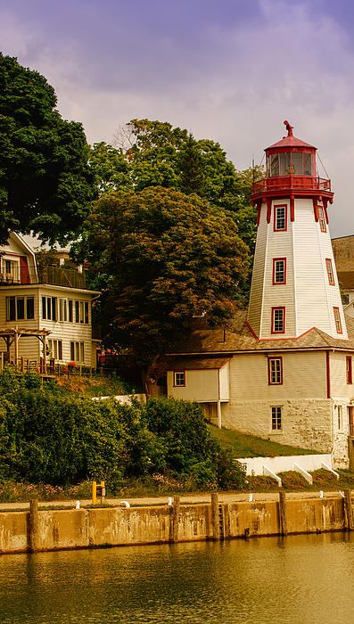 James Canning - Kincardine Lighthouse on Lake Huron