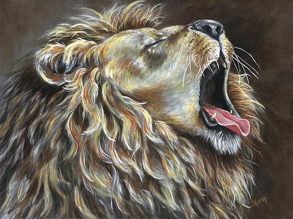 Sharon Molinaro - King Leo is tired of it all