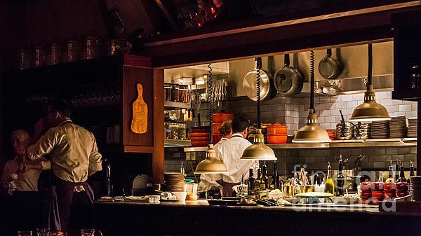 Kate Brown - Kitchen View