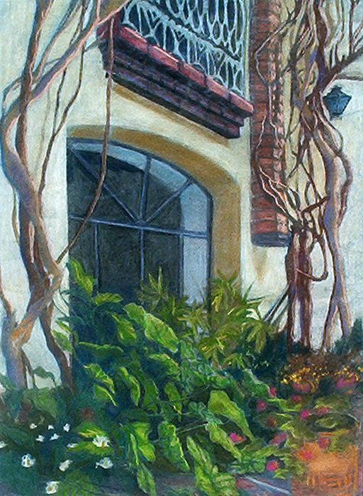 Blynn Pippen - Kitchen Window