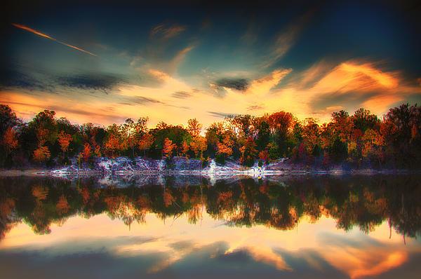 Bill Tiepelman - Klondike Moody Autumn