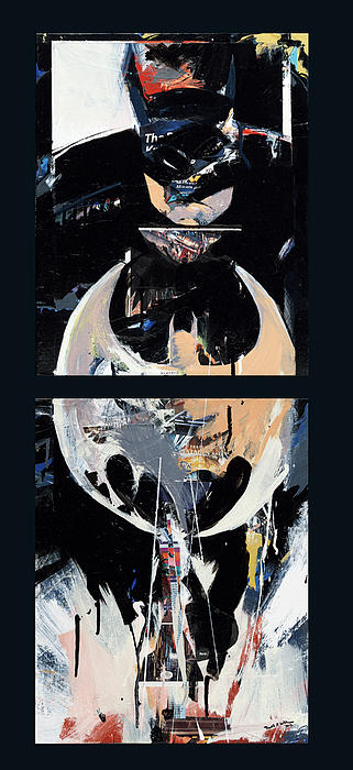 Knight 1... My City Print by David Leblanc