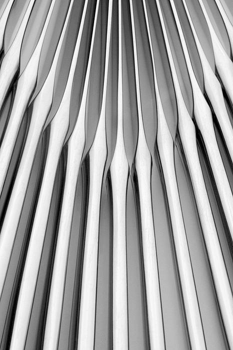 Knives II Print by Natalie Kinnear