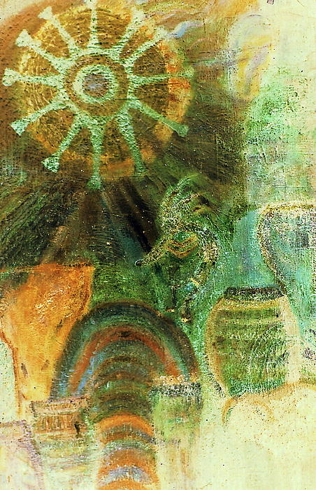 Anne-Elizabeth Whiteway - Kokopelli Mesa Mirage