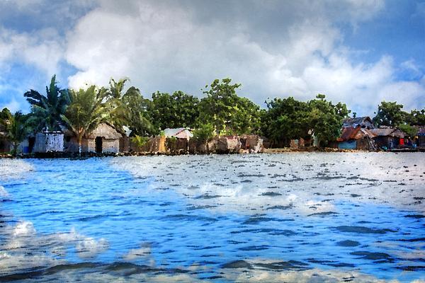 Bob Hislop - Kuna Yala Village