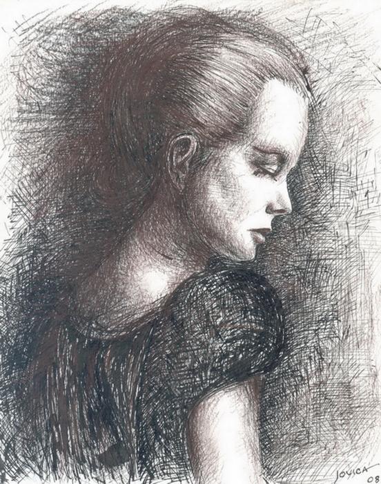 Jovica Kostic - Lady In Black