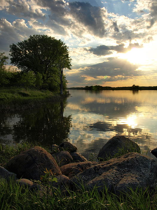 James Peterson - Lake Charolette