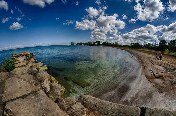 Michael Demagall - Lake Eire. Edgewater park