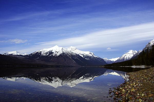 Larry Kjorvestad - Lake McDonald-Glacier National Park