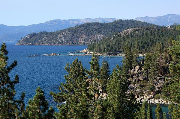 Lake Tahoe Nevada Print by Aidan Moran