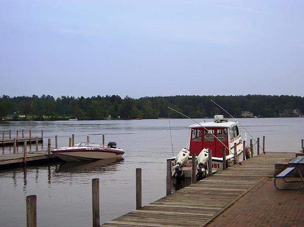 James Turnbull - Lake Winnipesaukee Waterscape 1