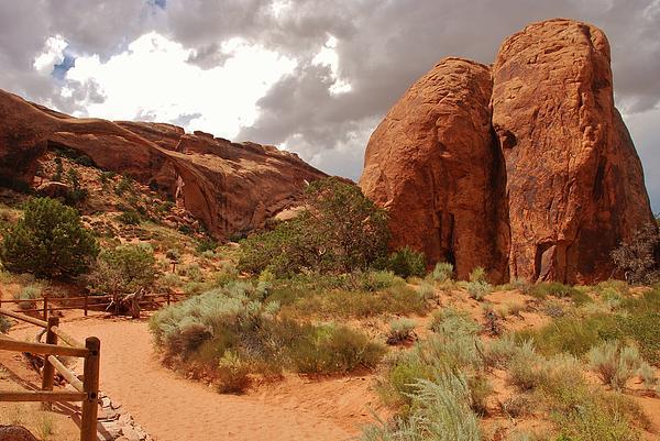 Dany  Lison - Landscape Arch - Utah