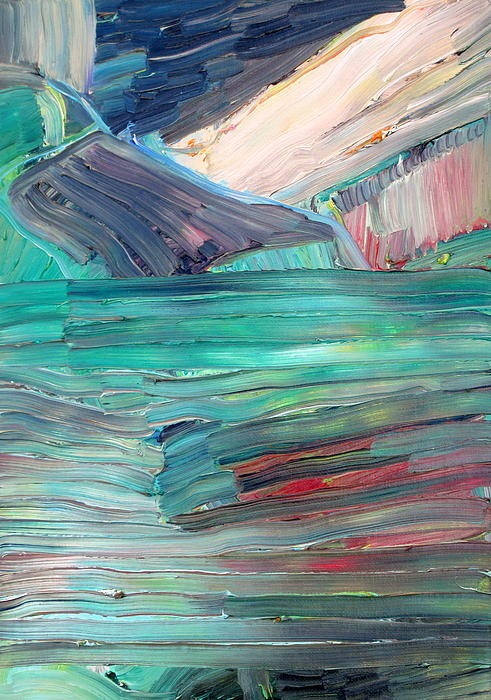 Landscape Print by Fabrizio Cassetta