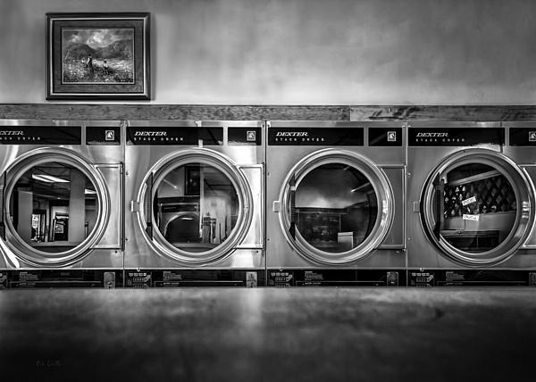 Laundromat Art Print by Bob Orsillo
