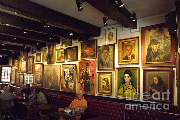 France  Art - Le Cafe d