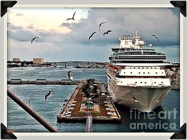 Christy Ricafrente - Leaving Port