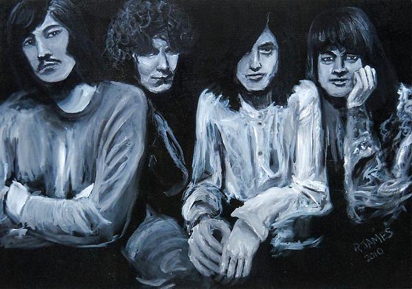 Ledzeppelin Print by Roger  James