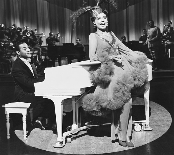 Lena Horne In Stormy Weather Print by Underwood Archives