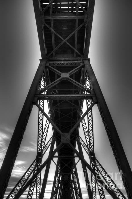 Lethbridge High Level Bridge 4 Print by Bob Christopher