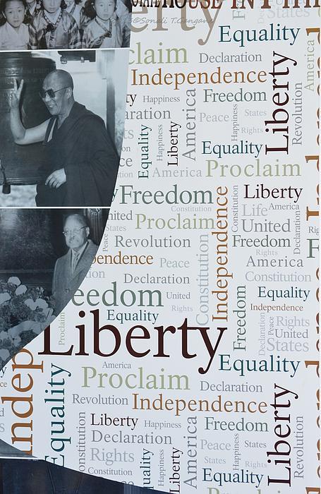 Liberty Print by Sonali Gangane