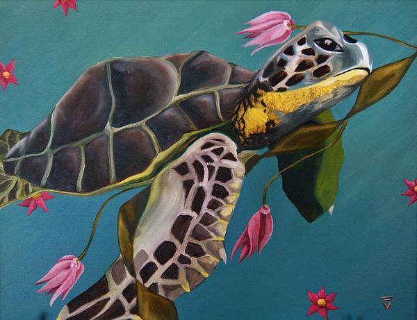 Victoria Dietz - Life Under the Sea