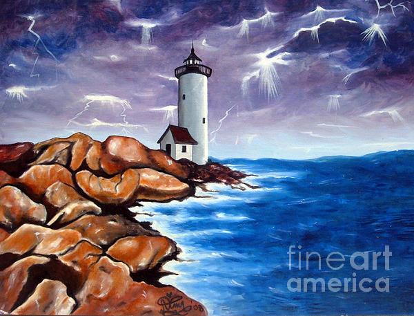 Annette Jimerson - Lighthouse