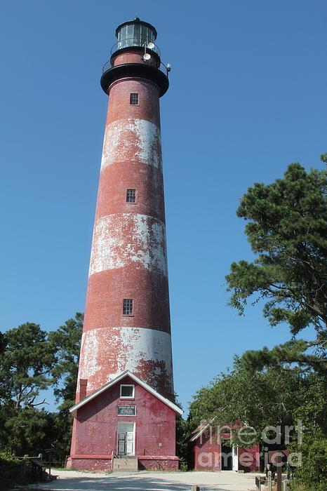 Dwight Cook - Lighthouse  Chincoteague