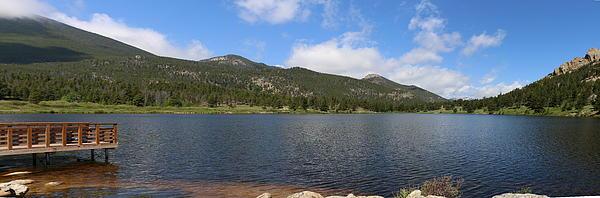 Christiane Schulze - Lily Lake - Rocky Mountians NP