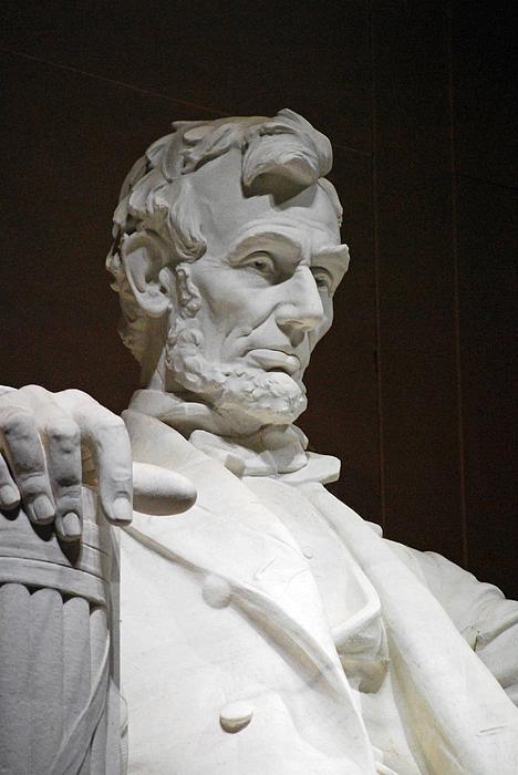 Lincoln Memorial Print by Dan Scalf