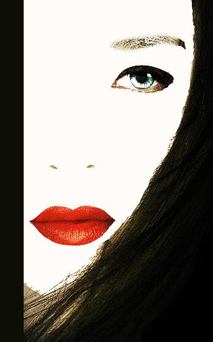 Lips Print by Bruce Iorio