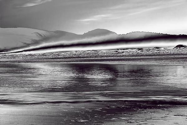 Liquid Metal Print by Jon Burch Photography