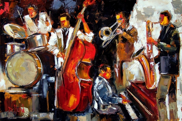 Debra Hurd - Living Jazz