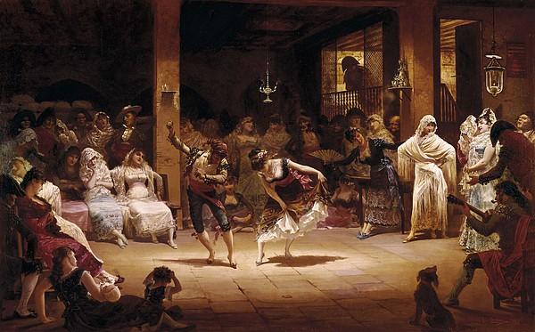 Llovera Bofill, Josep 1846-1896. A Print by Everett