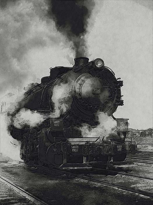 Jack Zulli - Locomotive