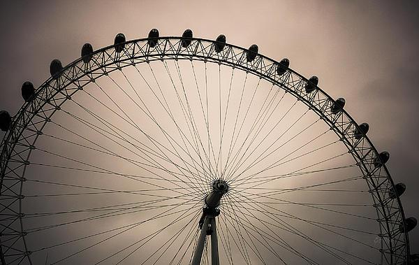 Eti Reid - London eye