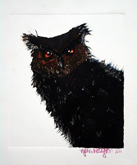 Kylani Arrington - Lonely Owl
