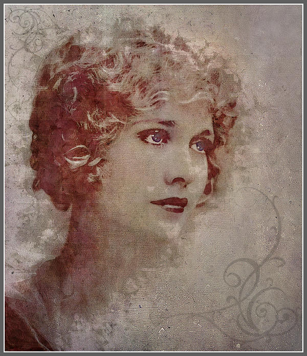 Longing... Print by Marie  Gale