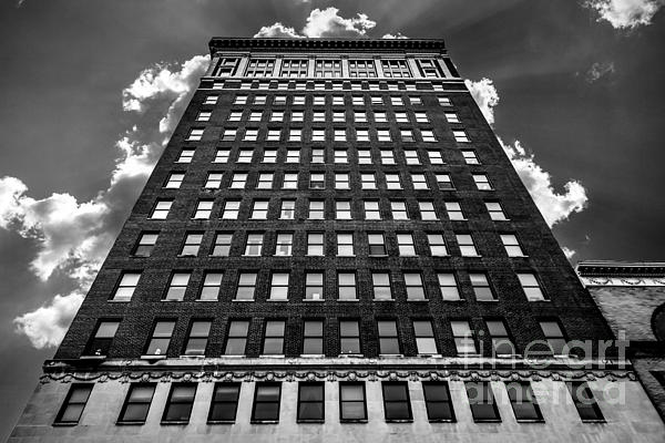 Looking Up Print by Lee Wellman