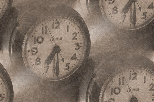Sandy Moulder - Lost Time