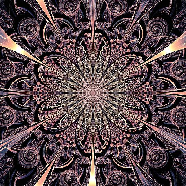 Lotus Gates Print by Anastasiya Malakhova