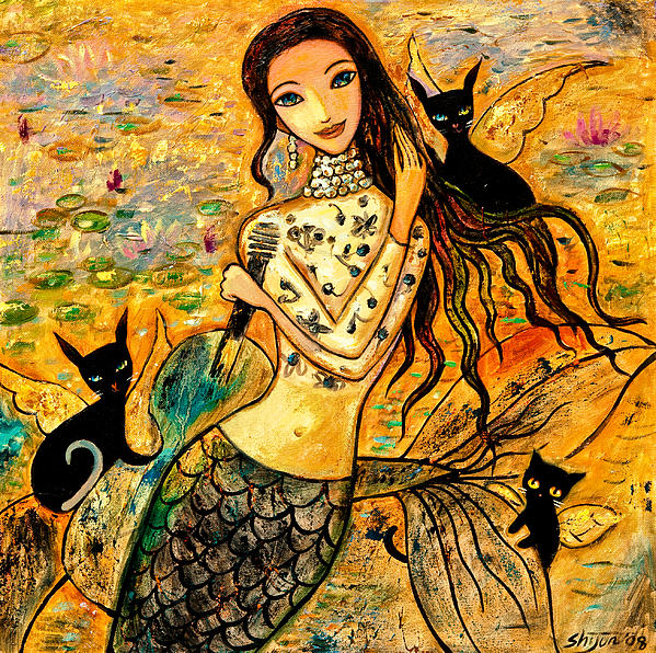 Shijun Munns - Lotus Pool